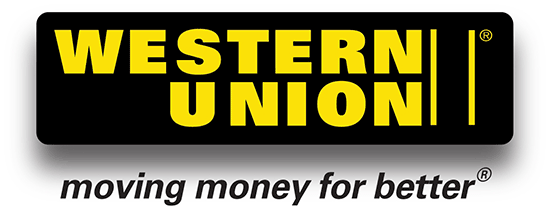 sending bank transfer to amsterdamshops with western union