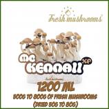 McKennaii 1200ml Grow Kit Freshmushrooms